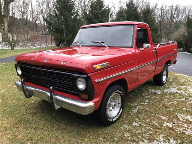 1968 Ford F150 (CC-1455295) for sale in Cadillac, Michigan