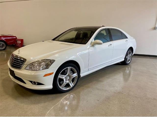 2009 Mercedes-Benz S55 (CC-1455306) for sale in Cadillac, Michigan