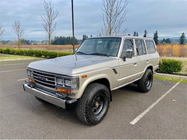 1989 Toyota Land Cruiser FJ (CC-1455309) for sale in Cadillac, Michigan