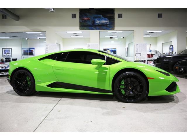 2015 Lamborghini Huracan (CC-1455312) for sale in Chatsworth, California