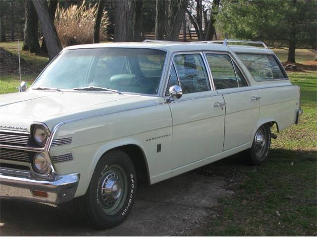1966 AMC Rambler (CC-1455320) for sale in Cadillac, Michigan