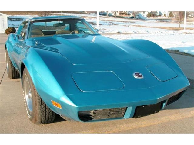 1973 Chevrolet Corvette (CC-1455323) for sale in Cadillac, Michigan