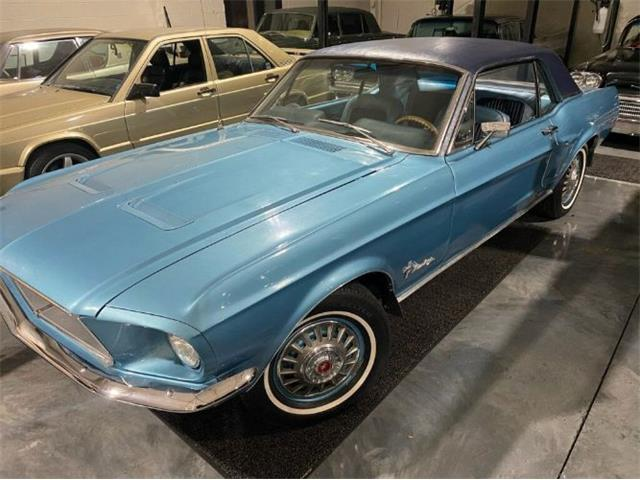 1968 Ford Mustang (CC-1455325) for sale in Cadillac, Michigan