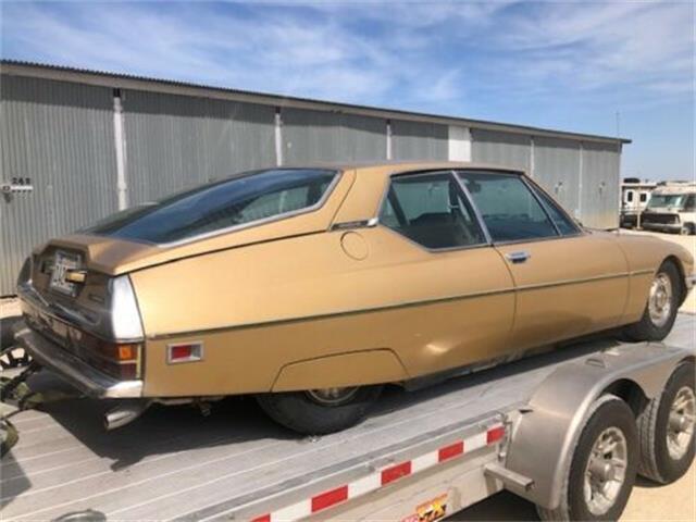 1972 Citroen SM (CC-1455327) for sale in Cadillac, Michigan
