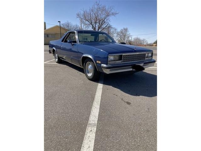 1985 Chevrolet El Camino (CC-1455328) for sale in Cadillac, Michigan