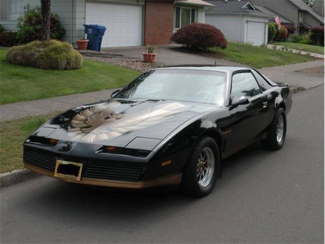 1983 Pontiac Firebird (CC-1455347) for sale in Cadillac, Michigan
