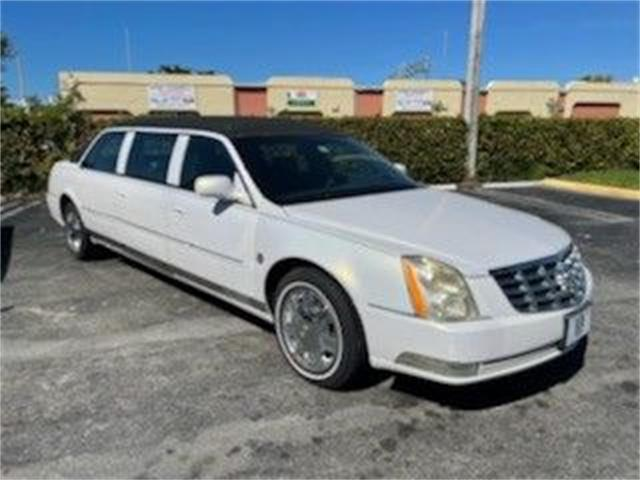 2007 Cadillac DTS (CC-1455348) for sale in Cadillac, Michigan