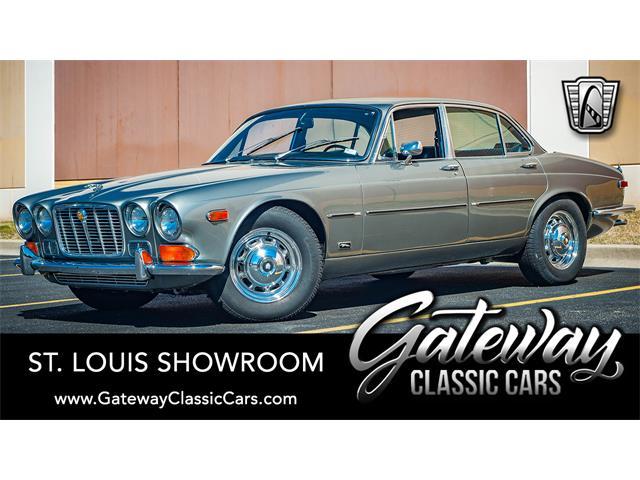 1972 Jaguar XJ6 (CC-1450536) for sale in O'Fallon, Illinois