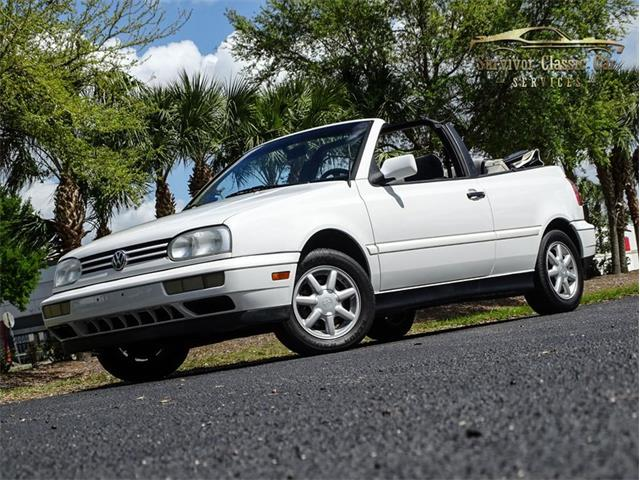 1996 Volkswagen Cabriolet (CC-1455390) for sale in Palmetto, Florida
