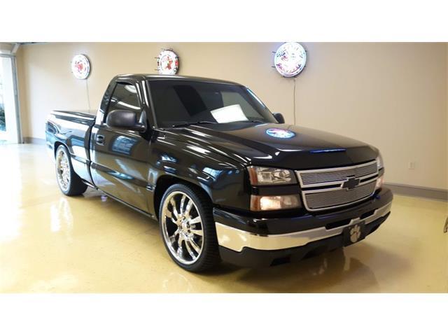 2003 Chevrolet Silverado (CC-1455402) for sale in Greensboro, North Carolina