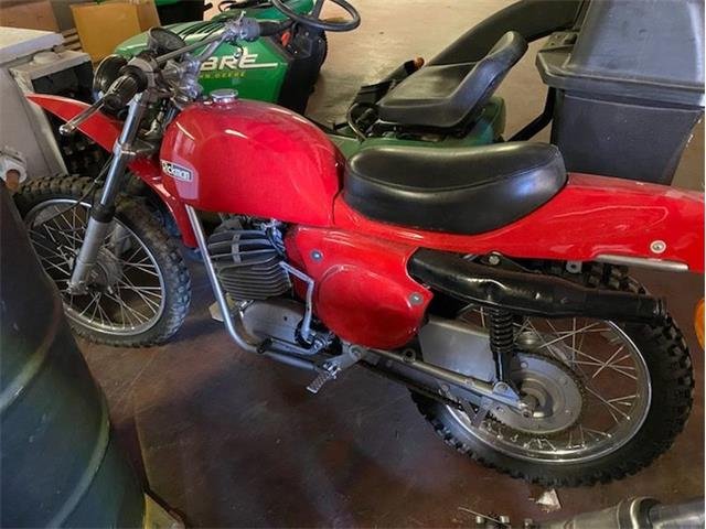 1974 Rickman Motorcycle (CC-1455405) for sale in Greensboro, North Carolina