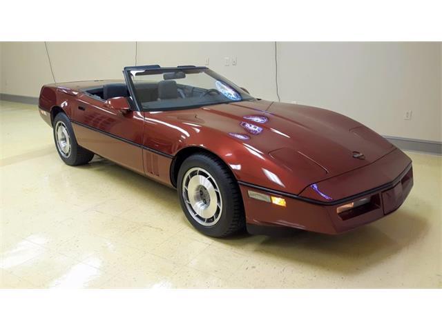 1987 Chevrolet Corvette (CC-1455408) for sale in Greensboro, North Carolina