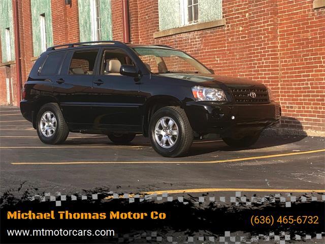 2005 Toyota Highlander (CC-1455417) for sale in Saint Charles, Missouri