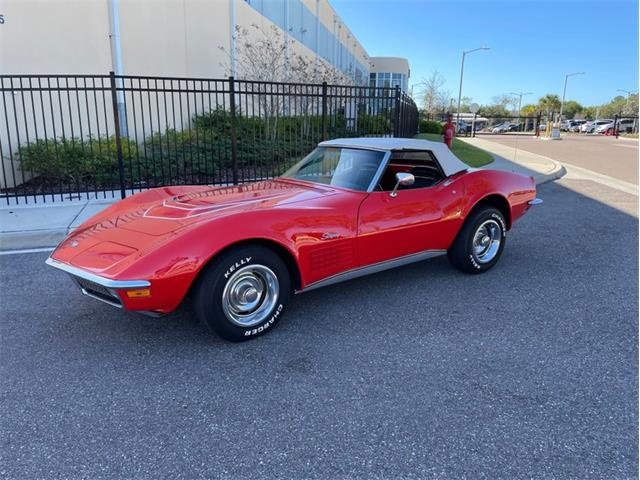 1970 Chevrolet Corvette (CC-1455423) for sale in Clearwater, Florida