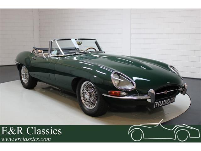 1968 Jaguar E-Type (CC-1455463) for sale in Waalwijk, - Keine Angabe -