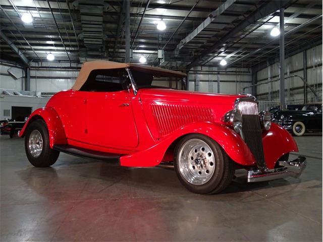 1934 Ford Sedan (CC-1455466) for sale in Greensboro, North Carolina