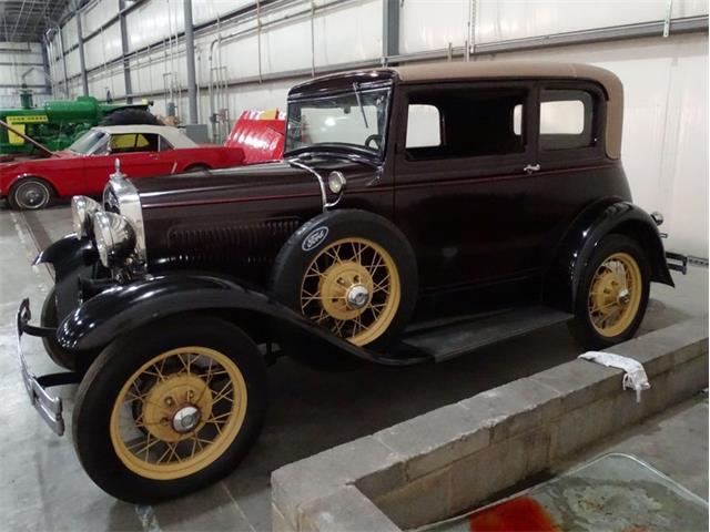1931 Ford Victoria (CC-1455483) for sale in Greensboro, North Carolina