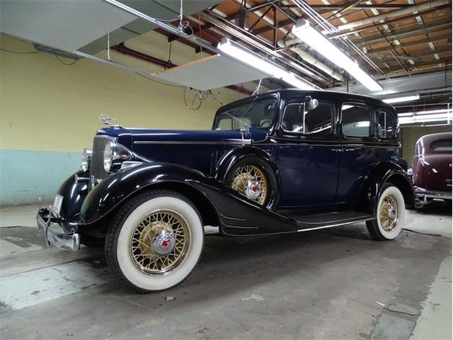 1933 Pontiac 4-Dr Sedan (CC-1455501) for sale in Greensboro, North Carolina
