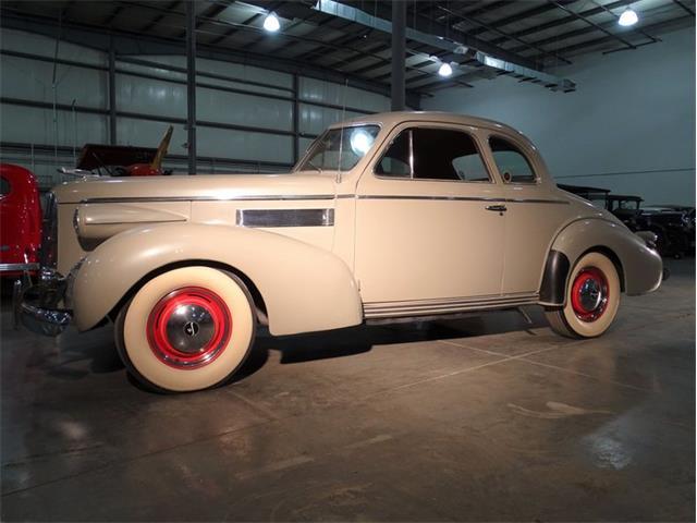 1939 LaSalle Coupe (CC-1455504) for sale in Greensboro, North Carolina