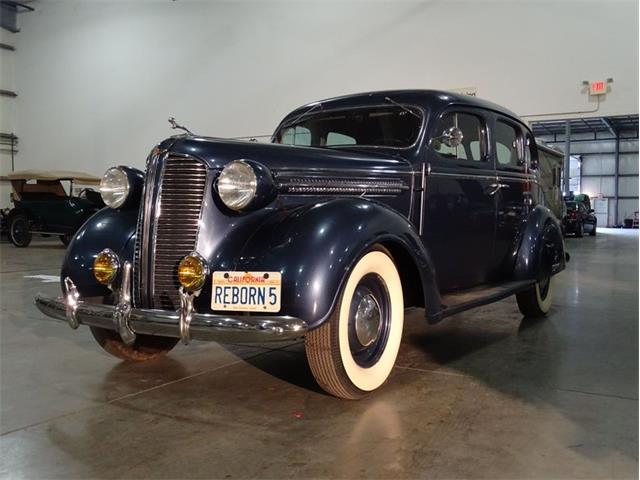 1937 Dodge 4-Dr Sedan (CC-1455513) for sale in Greensboro, North Carolina