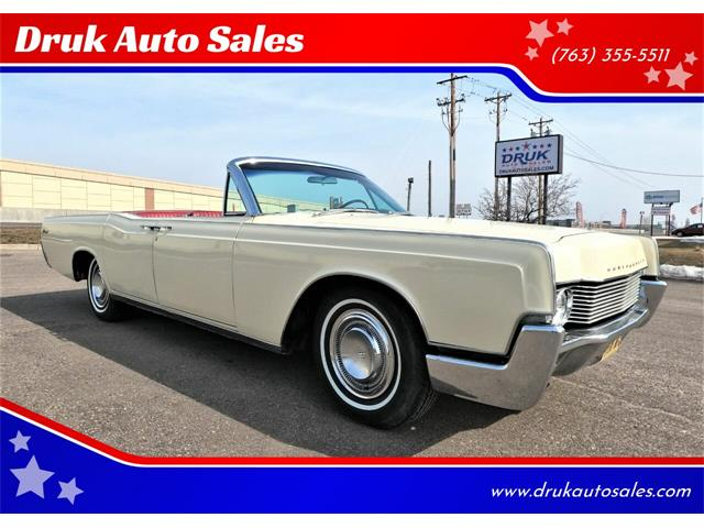 1966 Lincoln Continental (CC-1455537) for sale in Ramsey, Minnesota