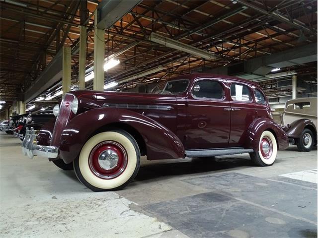 1936 Studebaker President (CC-1455538) for sale in Greensboro, North Carolina