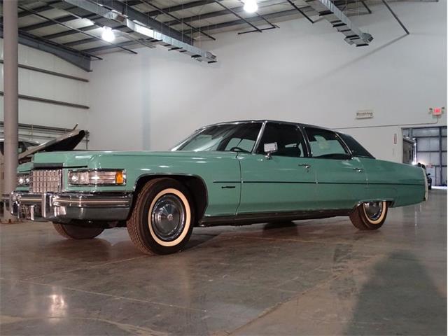 1976 Cadillac Fleetwood (CC-1455555) for sale in Greensboro, North Carolina