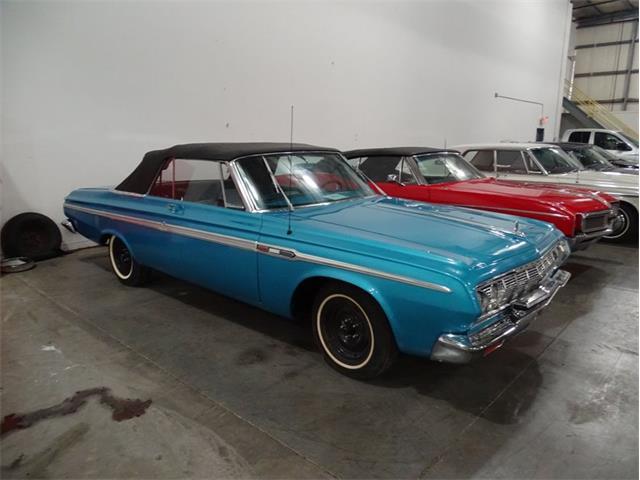 1964 Plymouth Fury (CC-1455558) for sale in Greensboro, North Carolina