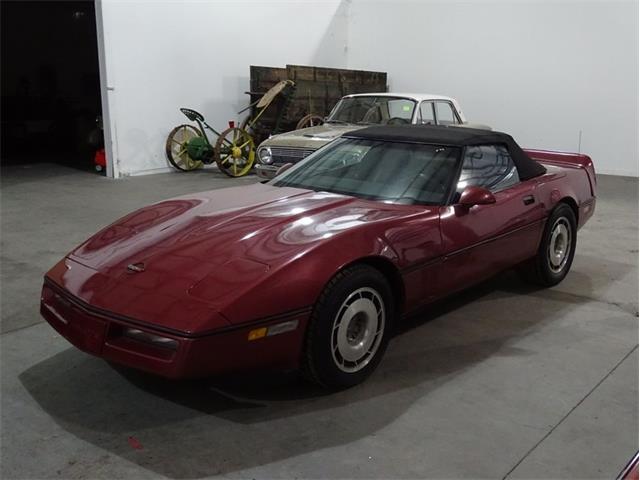 1987 Chevrolet Corvette (CC-1455566) for sale in Greensboro, North Carolina