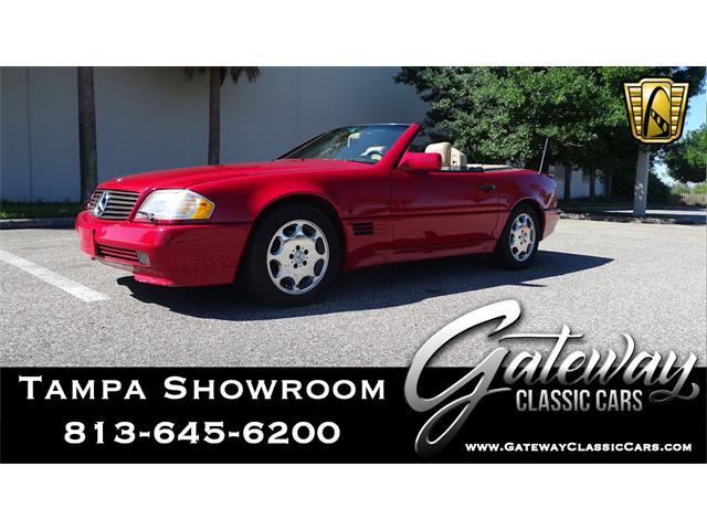 1995 Mercedes-Benz SL500 (CC-1455577) for sale in O'Fallon, Illinois