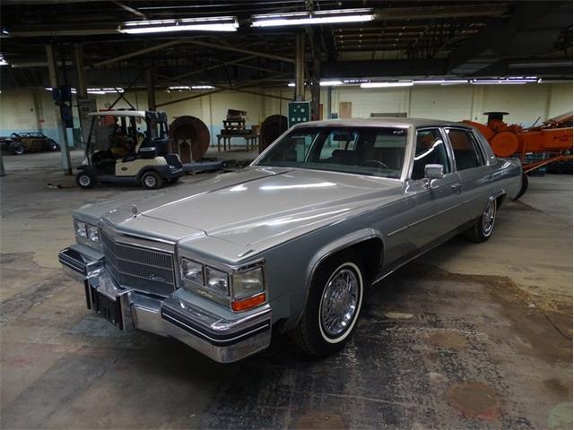 1984 Cadillac Sedan (CC-1455591) for sale in Greensboro, North Carolina