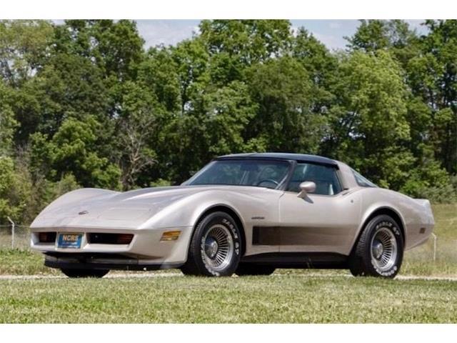 1982 Chevrolet Corvette (CC-1455601) for sale in Greensboro, North Carolina