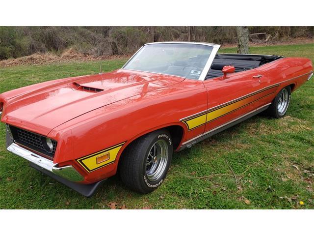 1971 Ford Torino (CC-1455612) for sale in Greensboro, North Carolina