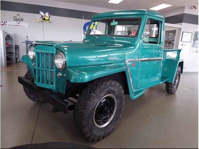 1962 Willys Jeep (CC-1455613) for sale in Greensboro, North Carolina