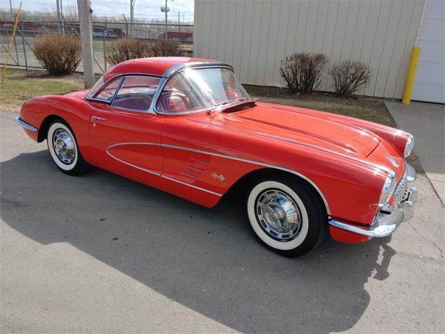 1959 Chevrolet Corvette (CC-1455629) for sale in N. Kansas City, Missouri