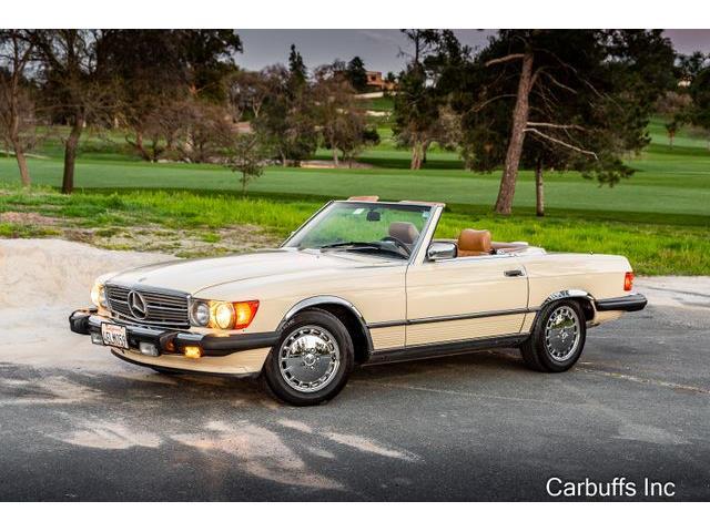 1987 Mercedes-Benz 560SL (CC-1455636) for sale in Concord, California
