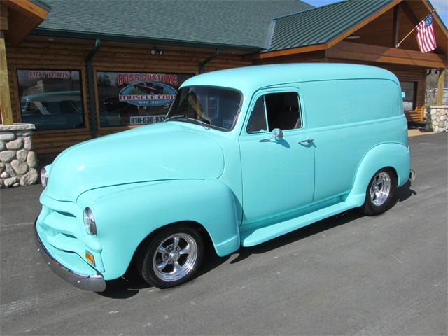 1954 Chevrolet 3100 (CC-1455661) for sale in Goodrich, Michigan
