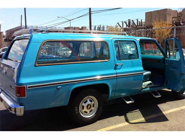 1977 Chevrolet Suburban (CC-1455666) for sale in Queens, New York