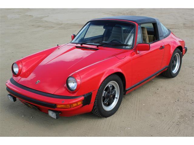 1982 Porsche 911SC (CC-1455682) for sale in SAN DIEGO, California