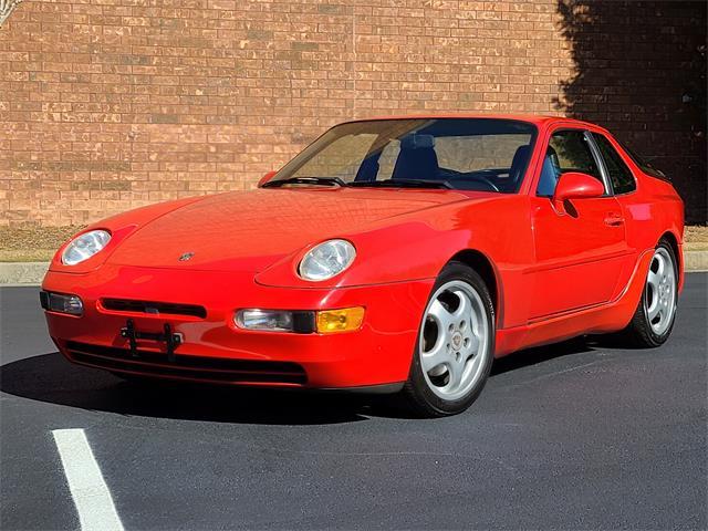 1992 Porsche 968 (CC-1455686) for sale in Oakwood, Georgia