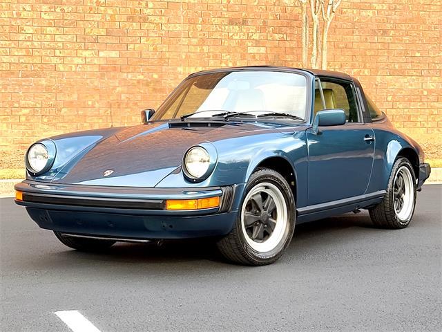 1980 Porsche 911 (CC-1455687) for sale in Oakwood, Georgia
