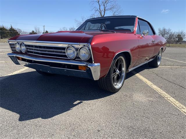 1967 Chevrolet Chevelle (CC-1455688) for sale in SHAWNEE, Oklahoma