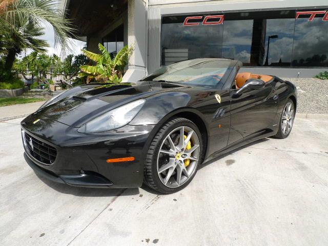 2012 Ferrari California (CC-1455696) for sale in Anaheim, California