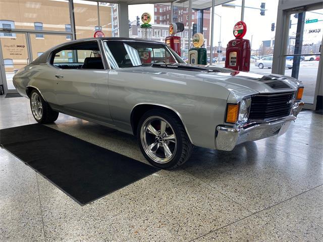 1972 Chevrolet Chevelle (CC-1455704) for sale in Davenport, Iowa