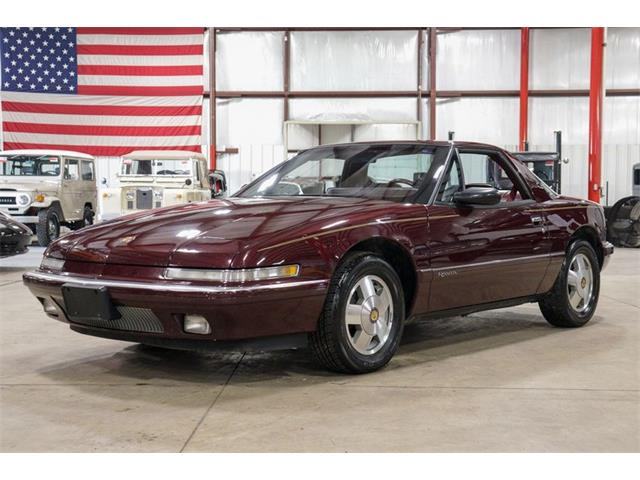 1989 Buick Reatta (CC-1455720) for sale in Kentwood, Michigan