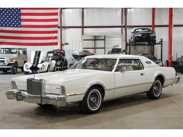 1975 Lincoln Continental Mark IV (CC-1455729) for sale in Kentwood, Michigan
