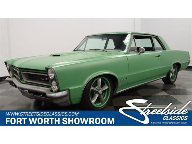 1965 Pontiac GTO (CC-1455731) for sale in Ft Worth, Texas