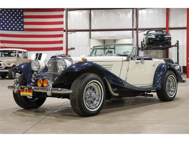 1934 Mercedes-Benz 500K (CC-1455733) for sale in Kentwood, Michigan