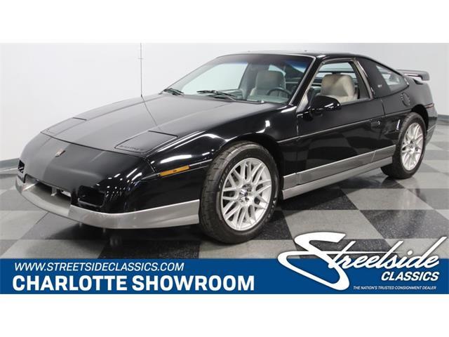 1986 Pontiac Fiero (CC-1455734) for sale in Concord, North Carolina