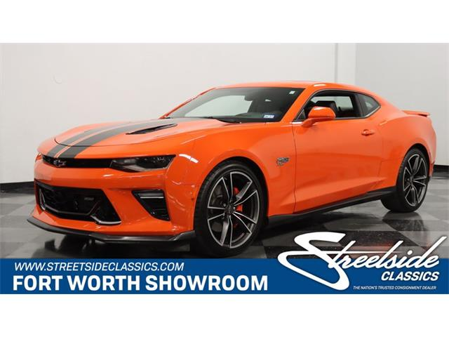 2018 Chevrolet Camaro (CC-1455737) for sale in Ft Worth, Texas